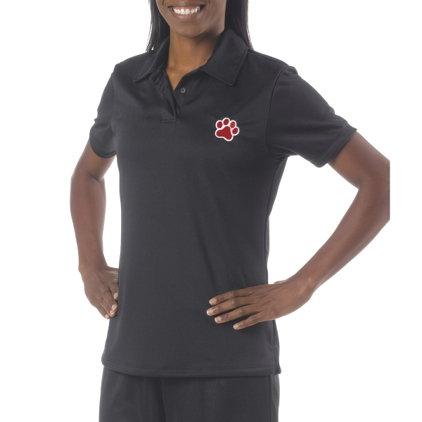 A4 Ladies' Circular-Knit Performance Polo