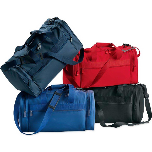 Augusta Sportswear (R) 600-Denier Small Gear Bag
