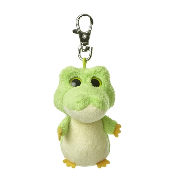 "6"" Smiley Alligator Keychain"