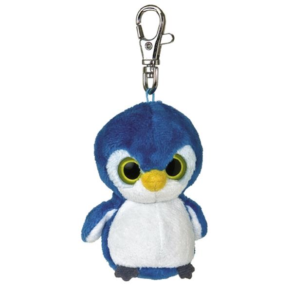 """3"""" Kookee Penguin Keychain"""