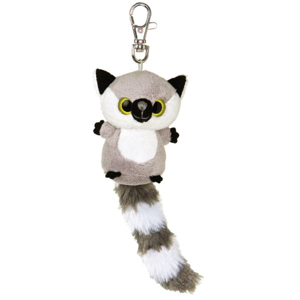 """3"""" Lemme Lemur Keychain"""