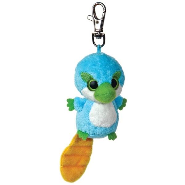 """3"""" Tiki Platypus Keychain"""