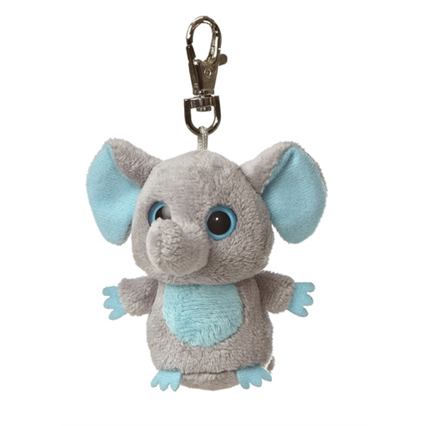"""3"""" Tinee Elephant Keychain"""