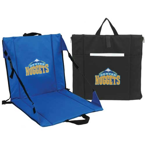 Convertible Stadium Cushion & Tote Bag