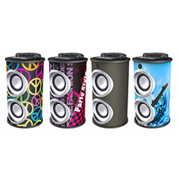 Supersonic SC1318BT PORTABLE BLUETOOTH RECHARGEABLE SPEAKER