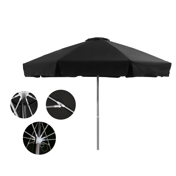 9 FT Commercial Grade Umbrella