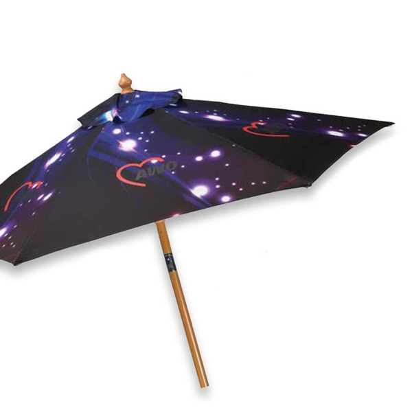 Digital Print Aluminum Market Umbrella