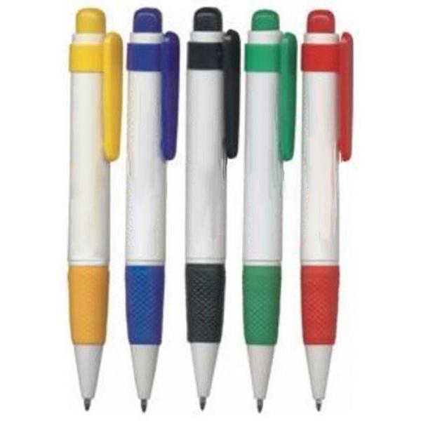 Jumbo Rubber Grip Pen