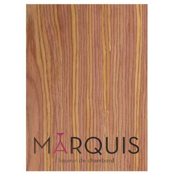 Wood Grain Flex Perfect Books - Note Pad