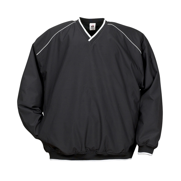 Badger Piped Microfiber Windshirt