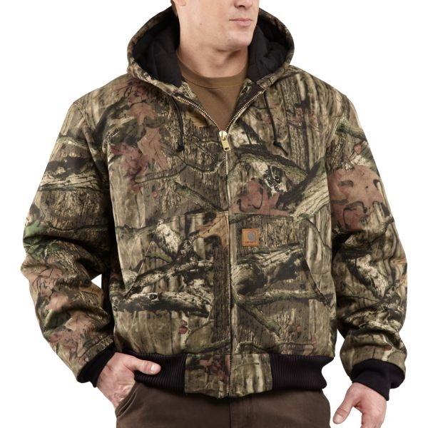 Men's QFL Camo Active Jacket