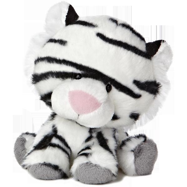 "6"" White Tiger"