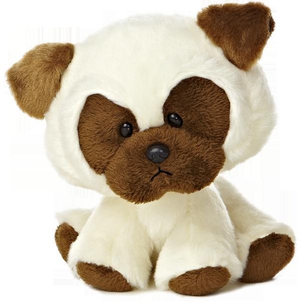 """6"""" Poppy Pug Dog"""
