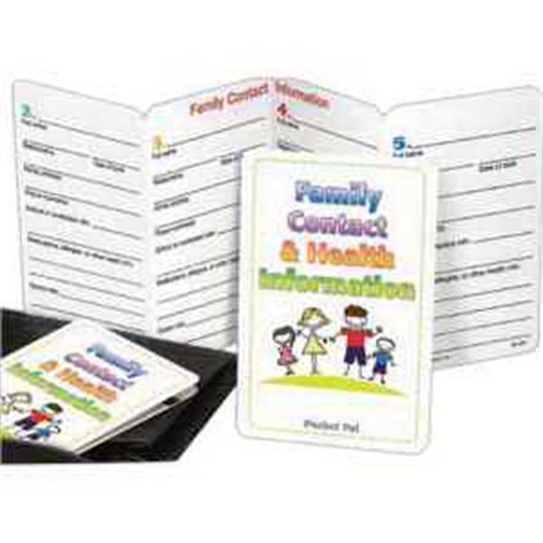 Family Contact & Health Information Pocket Pal