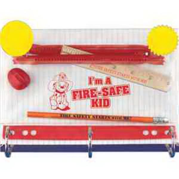 4 Piece Pencil Pouch Gift Set