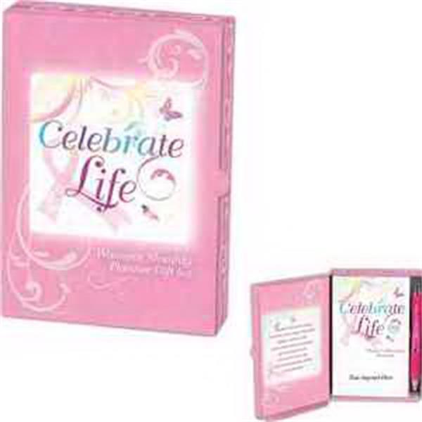 2014 Women's Monthly Planner & Pen in Gift Box
