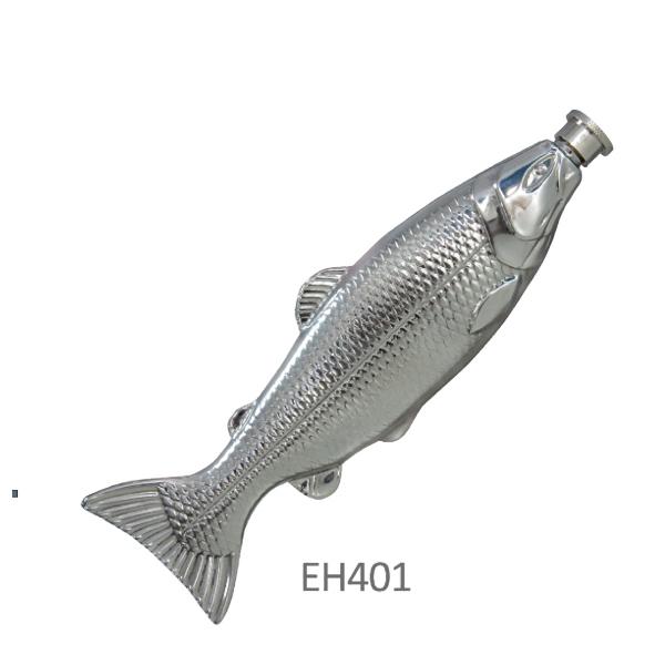 Fish Shaped Flask