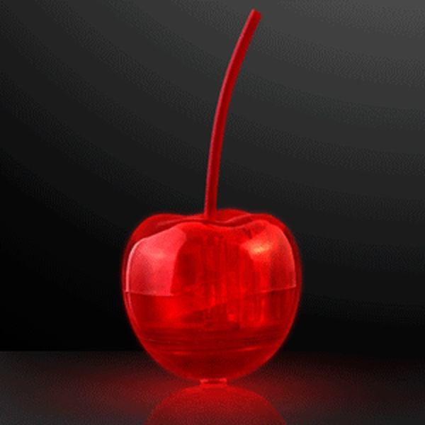 LED Cherries Drinking Accessories