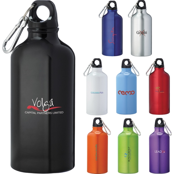 Li'l Shorty 17-oz Aluminum Sports Bottle