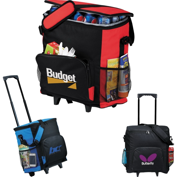 The Marino 50-Can Rolling Cooler