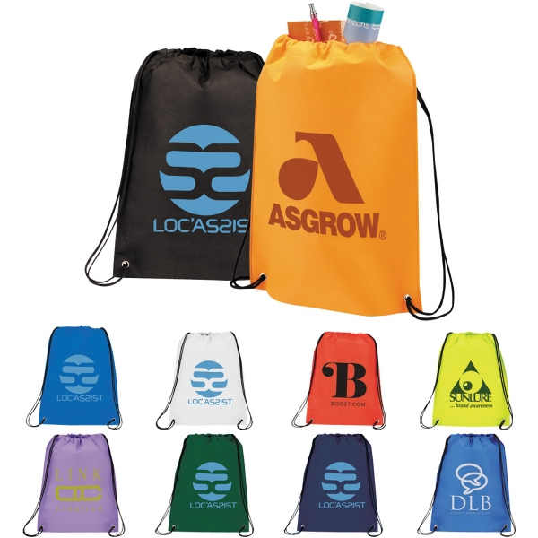 The Champion Drawstring Cinch Backpack