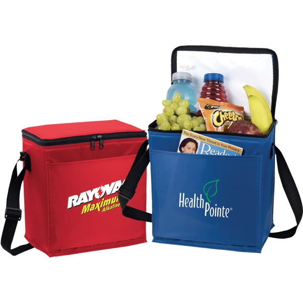 12-Pack Lunch Cooler