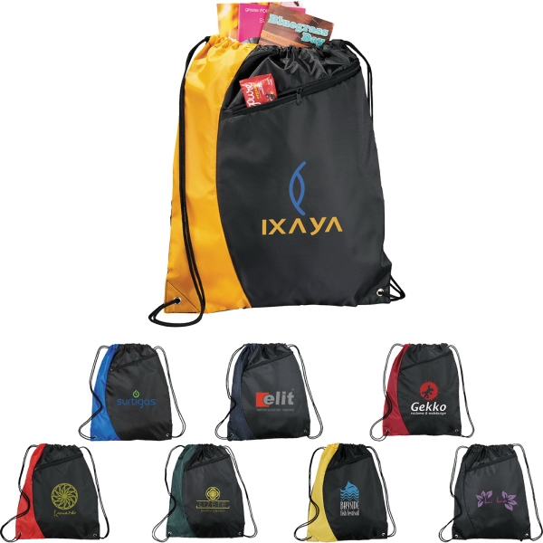 The Sonar Drawstring Cinch Backpack