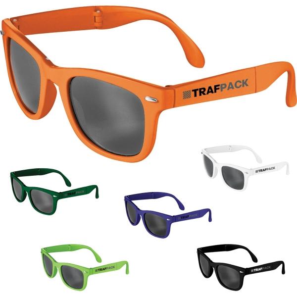 The Foldable Sun Ray Sunglasses