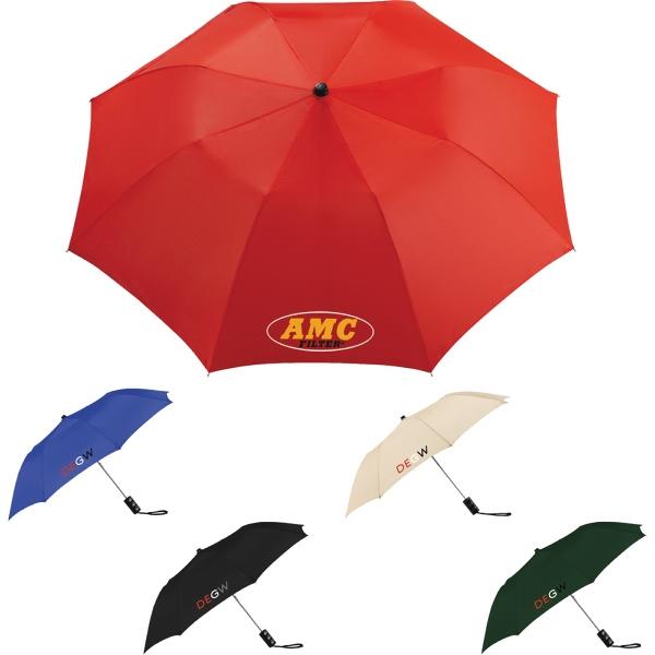 "36"" Seattle Auto Open Folding Umbrella"