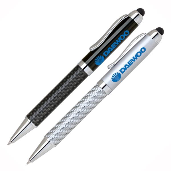 Shane ballpoint pen w/ stylus