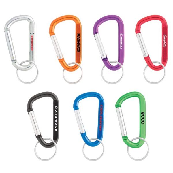 "3 1/8"" Carabiner Key Chain"