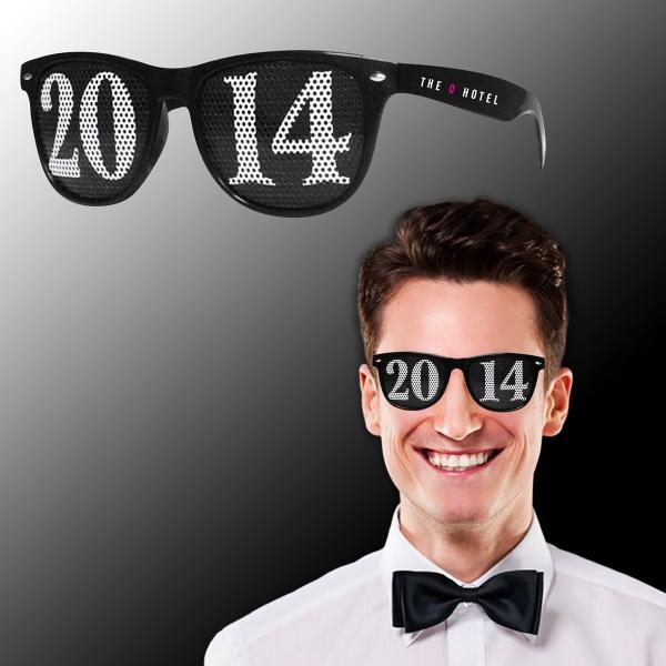 2014 Black Billboard Sunglasses