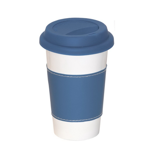 Glossy Medi Mug with Sleeve