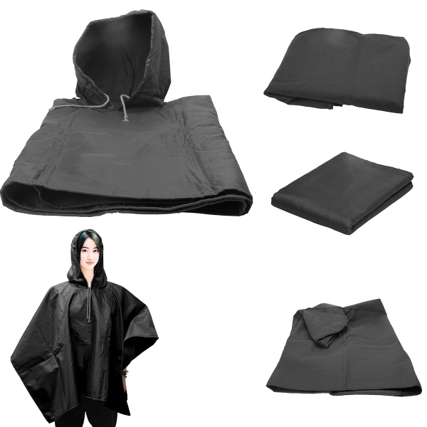 4 in 1 Blanket, Black