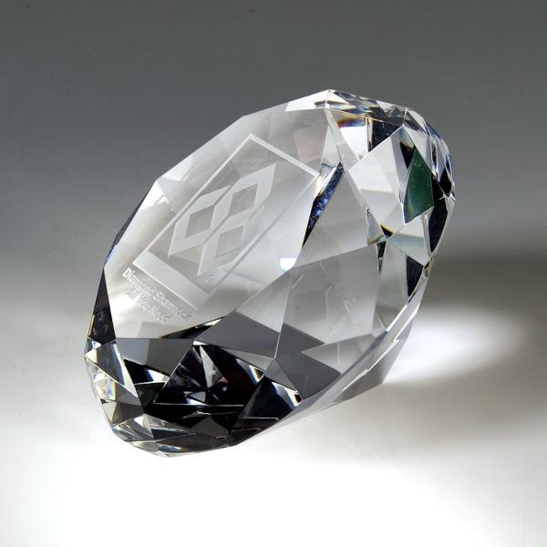 Award-Crystal Diamond 60MM