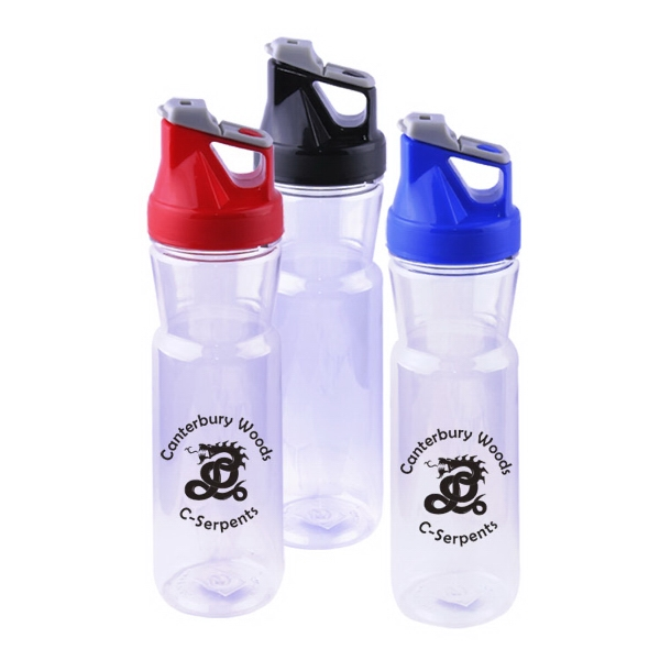 24 oz. Sport Water Bottle-close out