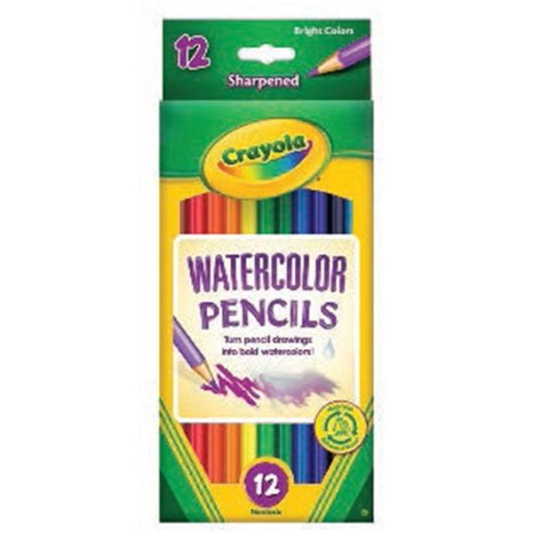 Crayola 12 ct. Watercolor Pencils