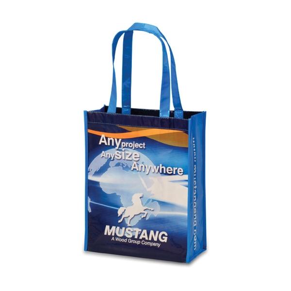 Laminate gift bag