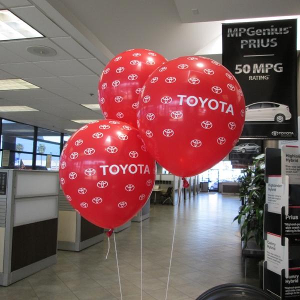 "16"" Dealer Latex Balloons"