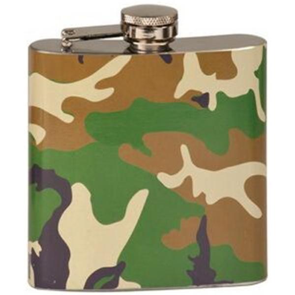 6 Oz. Flask