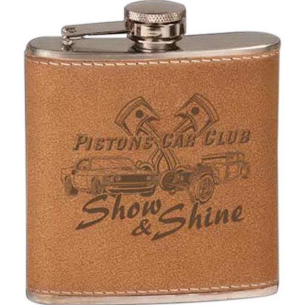 Light Brown Flask Set