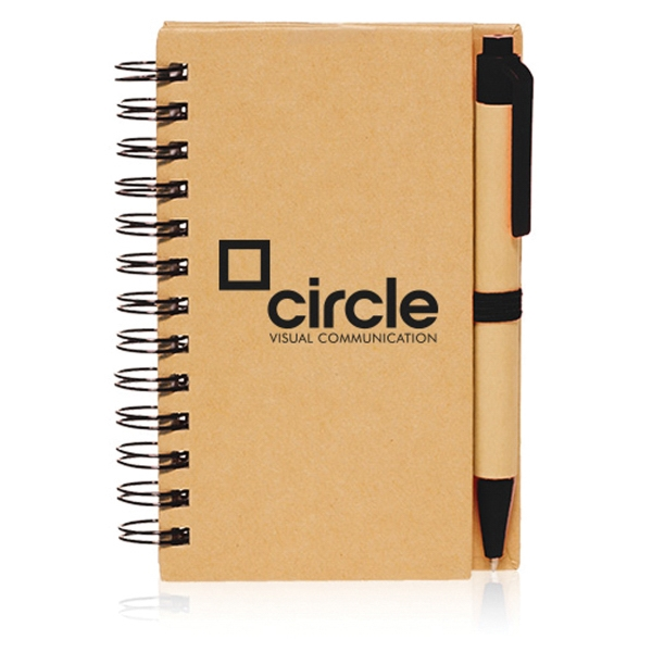 Mini Spiral Notebooks