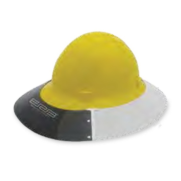 Sun Shield for Omega II Safety Helmet