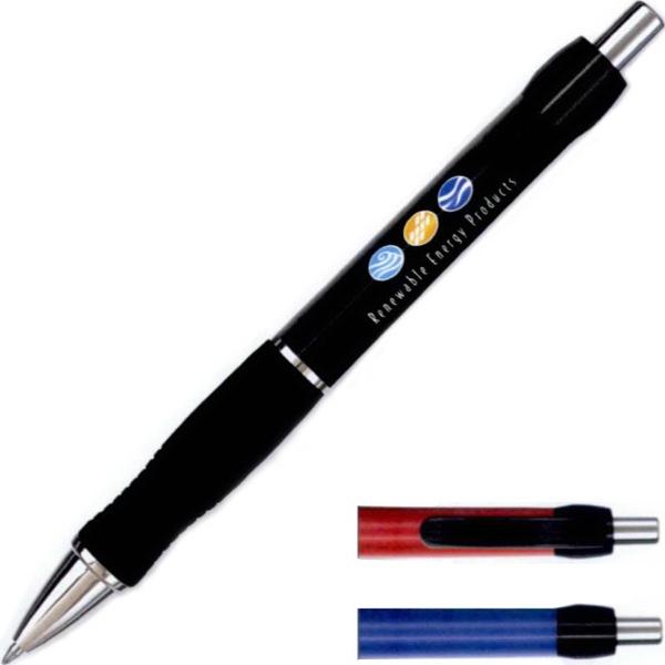 Breeze Solid Barrel Ball Pen