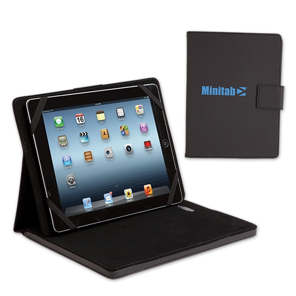 "Rechargeable 11,600mAh Power Case - Designed for 10"" Tablets"