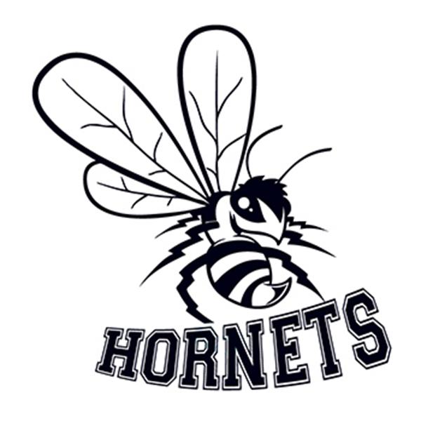 Hornets Sports Temporary Tattoo