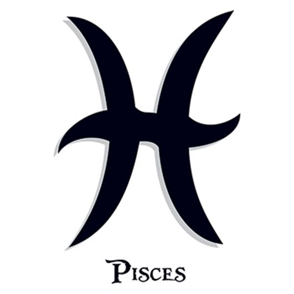 Zodiac: Pisces Temporary Tattoo - Zodiac: Pisces Temporary Tattoo