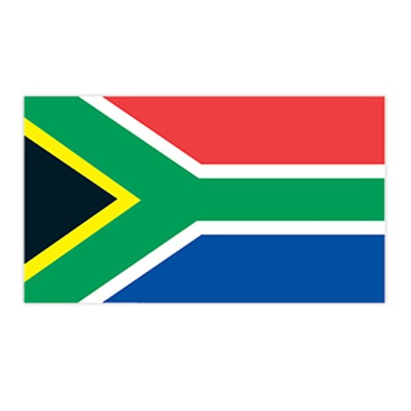South Africa Flag Temporary Tattoo - South Africa Flag Temporary Tattoo