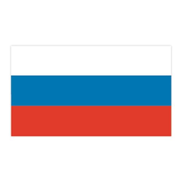 Russia Flag Temporary Tattoo - Russia Flag Temporary Tattoo