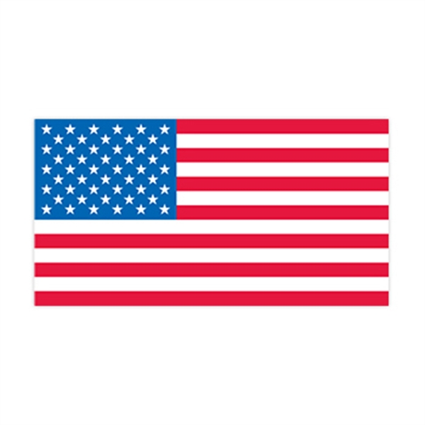 USA Flag Temporary Tattoo - USA Flag Temporary Tattoo